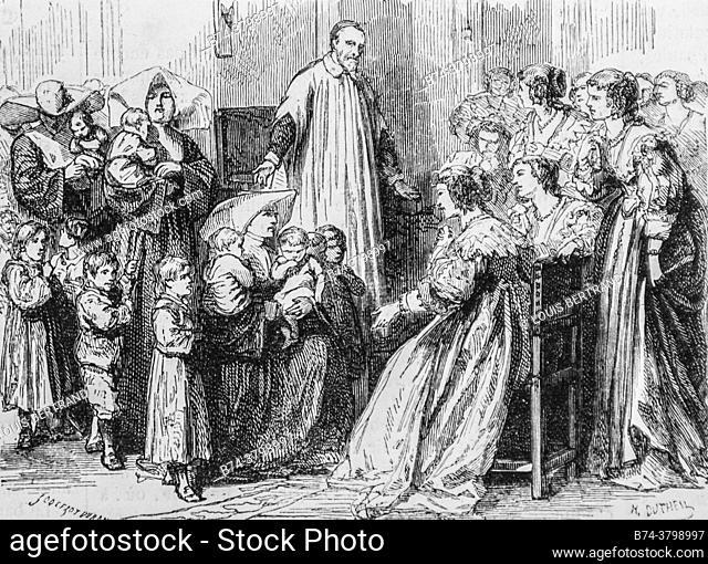 reign of louis XIV, the illustrious universe, publisher michel levy 1868