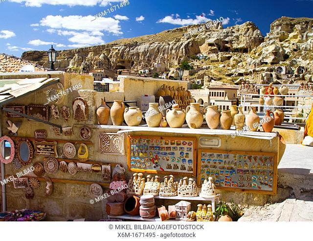 Gift shop  Ürgüp  Cappadocia, Turkey