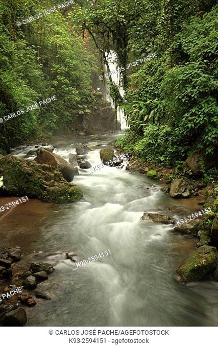 Rio y Catarata la Paz Waterfall Gardens, Costa Rica