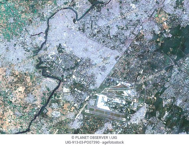 South West Delhi, India