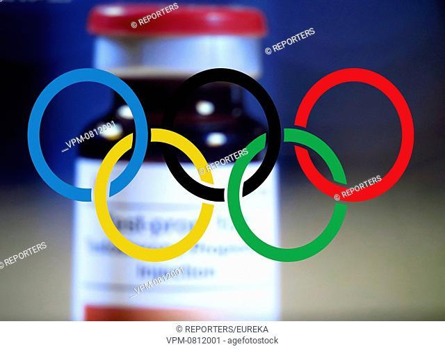 Controle de dopage; dopingcontrole Reporters / EUREKA