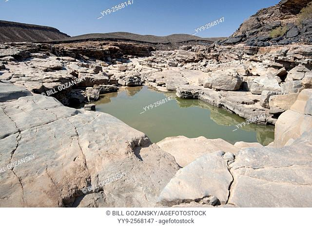 Lower Fish River Canyon Landscape - Karas Region, Namibia, Africa
