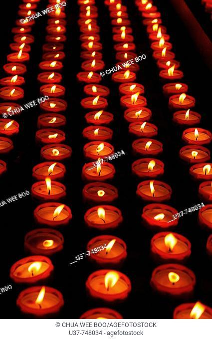 Lotus Candle Light