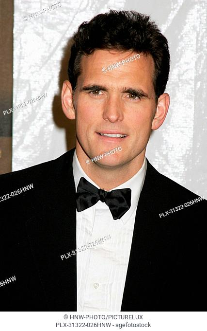 01/14/2006 Matt Dillon G'Day LA: Australia Week 2006 - Penfolds Icon Gala Dinner @ The Hollywood Palladium, Hollywood photo by Fuminori Kaneko /www