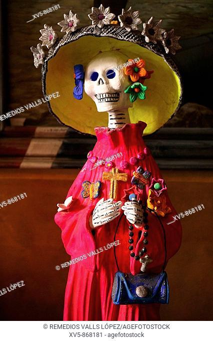 Mexico. Querétaro. Crafts. Katrina