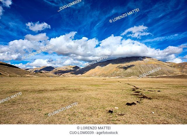 Mt Vettore, Sibillini Park, Umbria, Italy