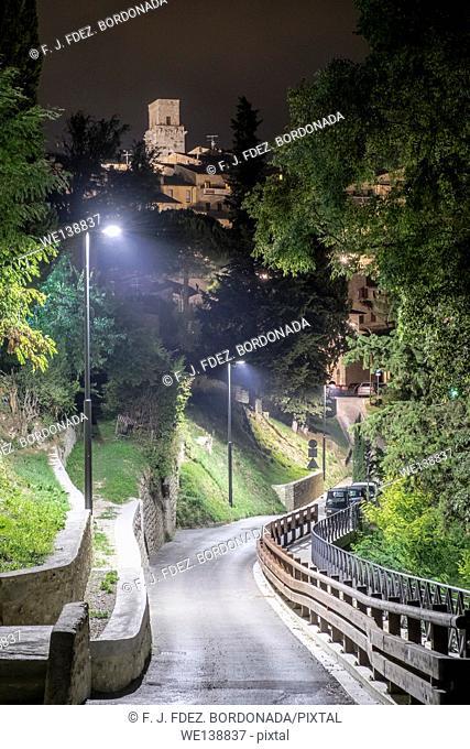 SanGimignano, Medieval Village, Tuscany, Italy