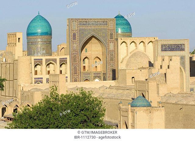 Mir-I-Arab Madrassa, Bukhara, UNESCO World Heritage Site, Uzbekistan