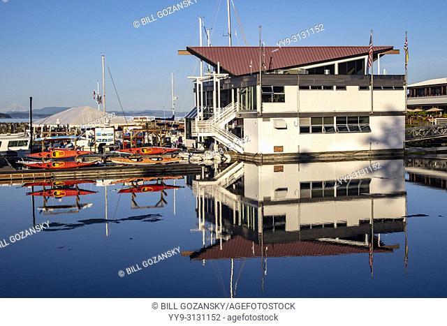 Port Sidney Marina - Sidney, Vancouver Island, British Columbia, Canada