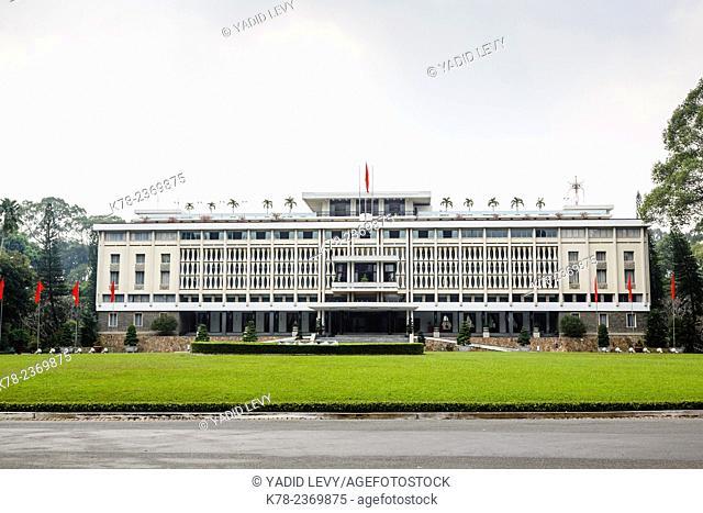 Reunification Palace, Ho Chi Minh City (Saigon), Vietnam