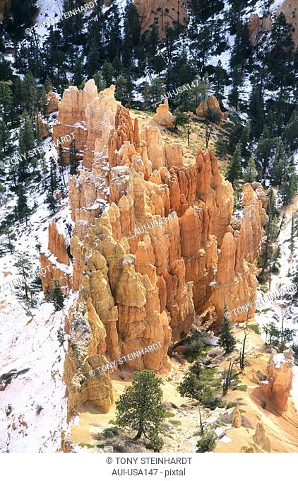 USA - National Park - Ouest - Bryce Canyon