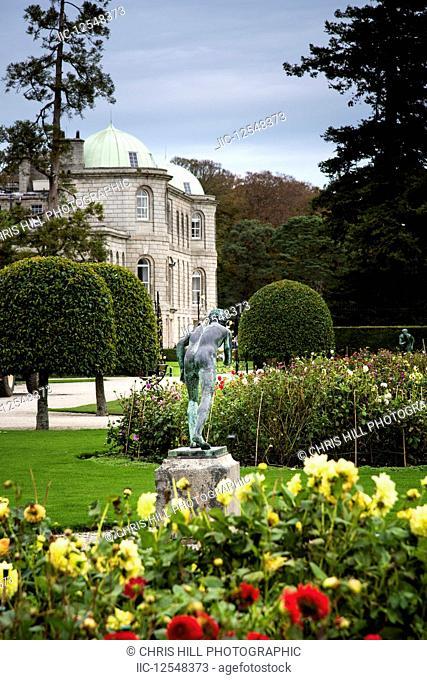 Powerscourt Estate; Enniskerry, County Wicklow, Ireland