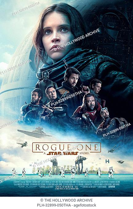 Rogue One: A Star Wars Story (2016) Poster