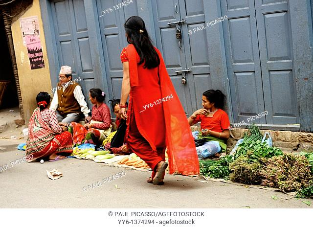 peoples lives the nepalis , to live and die in kathmandu , life in kathmandu , kathmandu street life , nepal