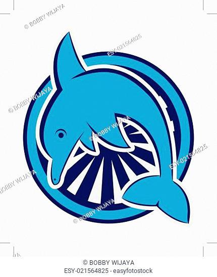 Dolphin symbol