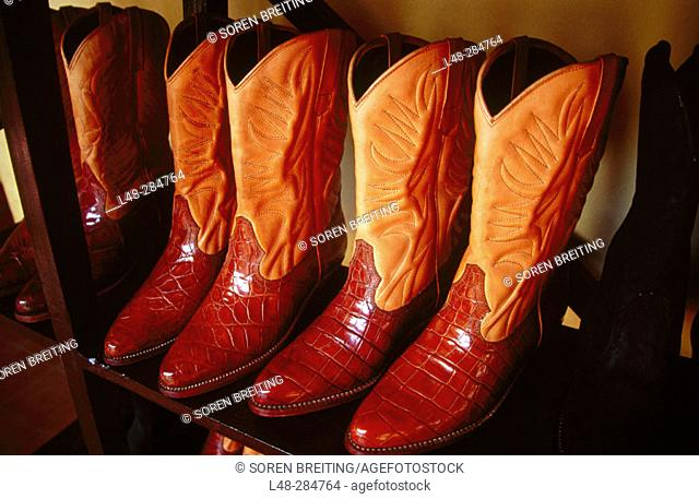 Traditional Boots. Granada, Nicaragua