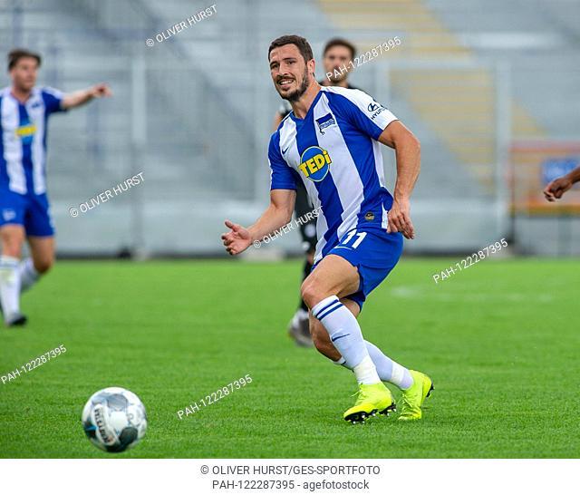 Mathew Leckie (Hertha BSC) GES / Football / KSC Blitz Tournament: SK Sturm Graz - Hertha BSC Berlin, 13.07.2019 Football / Soccer: Short time Tournament: Graz...