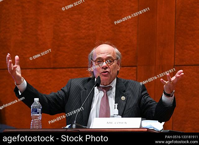 United States Representative Steve Cohen (Democrat of Tennessee), speaks during a House Judiciary Committee markup on H.R