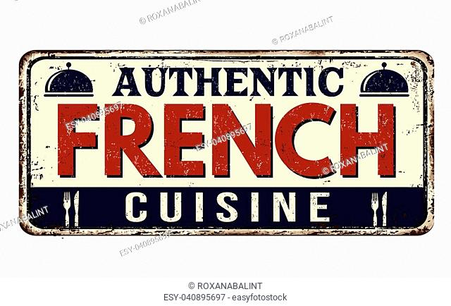 Metal Plaque French Stock Photos And Images Agefotostock