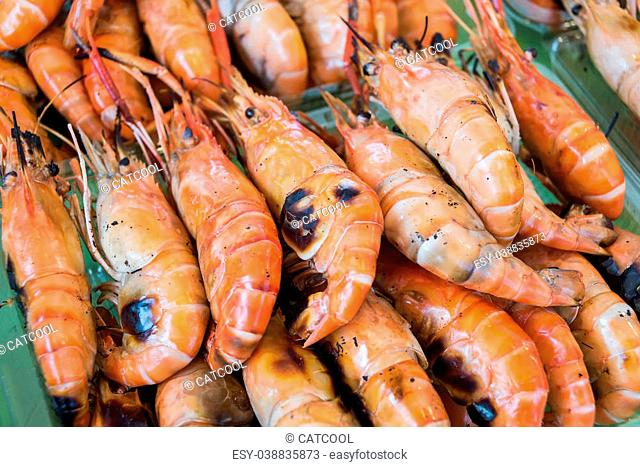 Giant river prawn Stock Photos and Images | age fotostock