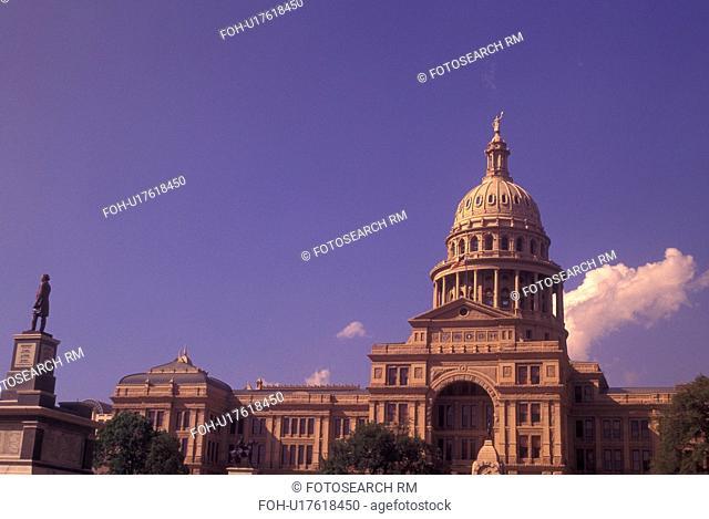 Austin, TX, Texas, Texas State Capitol