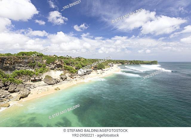 Indonesia, Bali, Bukit peninsula, Balangan beach