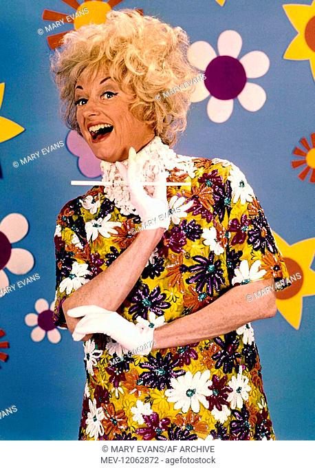 Phyllis Diller Actress & Comedienne 01 May 1968