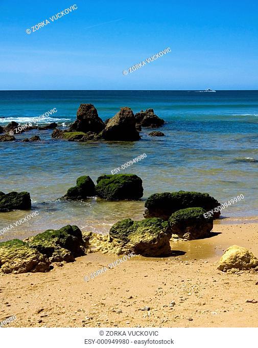 Praia da Rocha , Portugal, Portimao