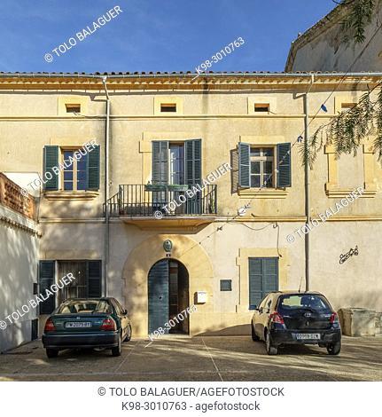 rectoria, Son Sardina, Palma, Mallorca, balearic islands, Spain
