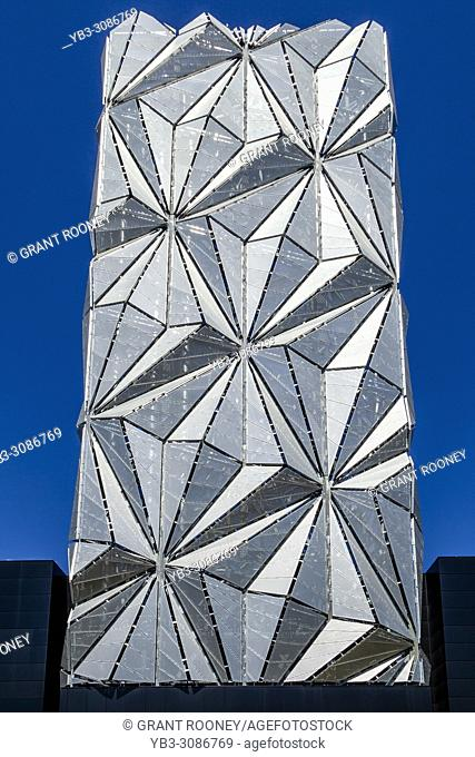 The Optic Cloak, Greenwich Peninsula, London, United Kingdom
