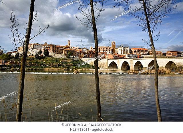 Tordesillas. Valladolid province. Castilla y Leon. Spain