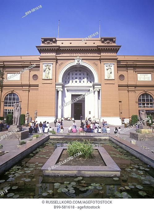 Egyptian Archeologicalmuseum, Cairo, Egypt