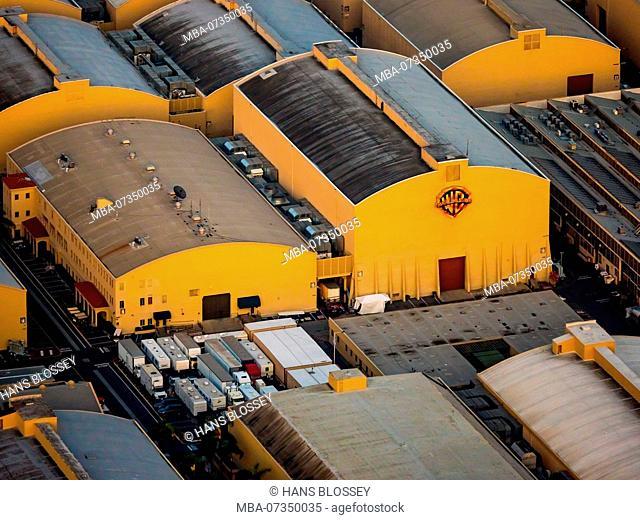 Warner Bros. Studios, Studio City, San Fernando Valley, Los Angeles, Los Angeles County, California, United States