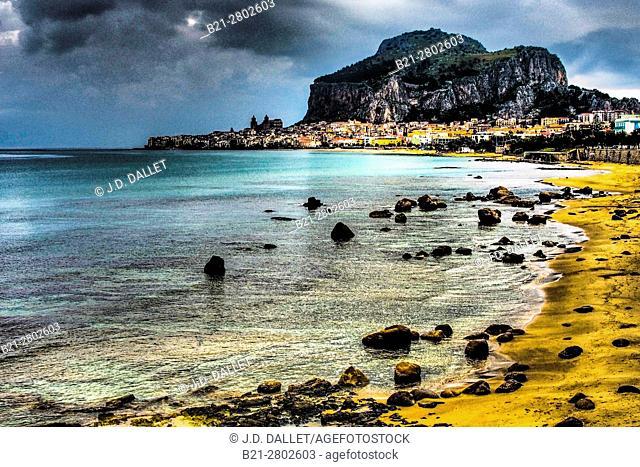 Italy-Sicily- Cefalu