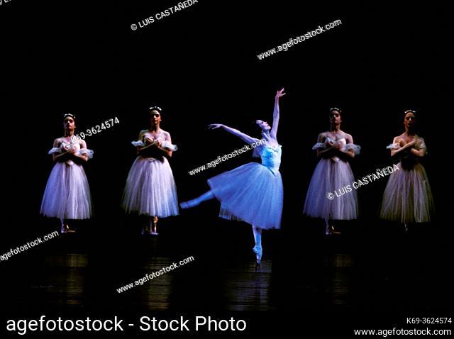 """Ballet """"""""Giselle"""""""". . Miami. Florida. . USA"""
