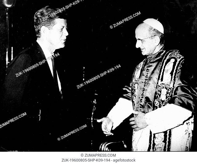 POPE PAUL VL (1963-1978) (Credit Image: © Keystone Press Agency/Keystone USA via ZUMAPRESS.com)