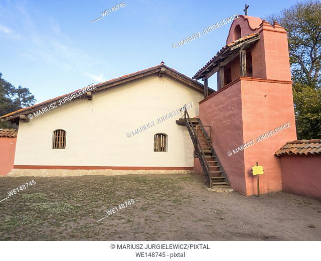 Mission La Purisima Concepcion is a Spanish mission in Lompoc, California
