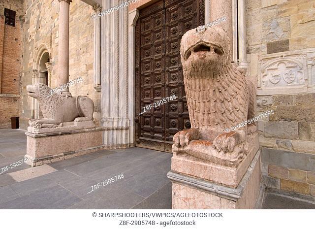 Duomo (Cathedral), Parma, Emilia-Romagna, Italy