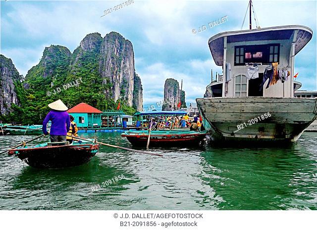 Vietnam. Ha Long Bay