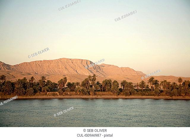 River Nile, Egypt