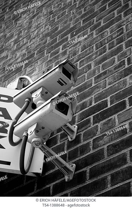 Observation Cameras in all directions
