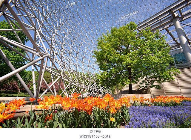 spot- Biosphere;Environment Museum