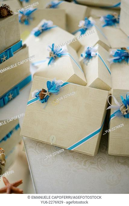 Gift for wedding guests, wedding favors
