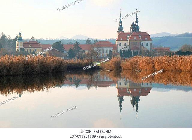Velehrad Basilica of saint Cyril and Methodius