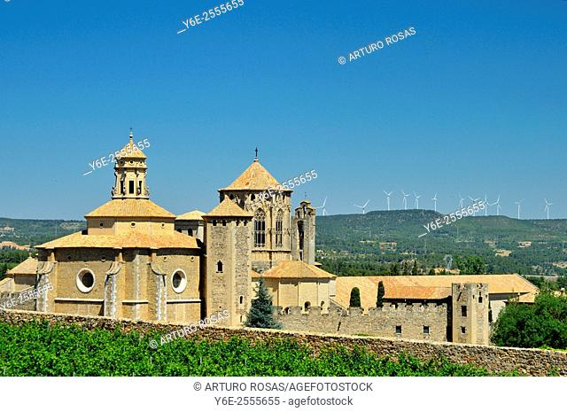 Poblet Monastery. The Royal Abbey of Santa Maria. World Heritage Site
