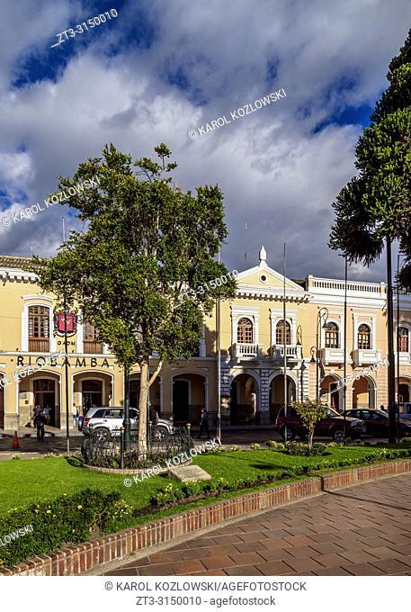 Riobamba, Chimborazo Province, Ecuador
