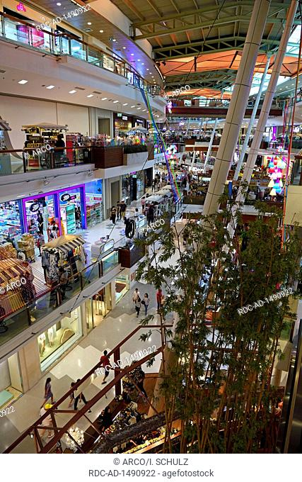 Central Festival shopping Mall, Phuket, Thailand