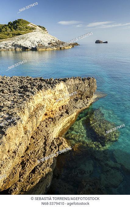 Coast of Artà, near Cala Matzoc, Majorca, Spain