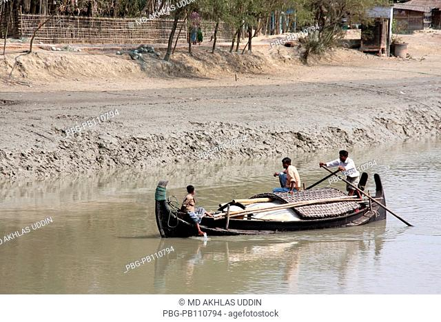 A boat carries salt that collects from a field at Bashkhali It is one of the oldest and most ubiquitous of food seasonings and used to preserve food Salt is...