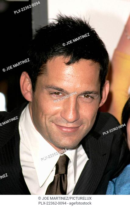 Miss Congeniality 2: Armed and Fabulous (Premiere) Enrique Murciano 03-23-2005 / Grauman's Chinese Theatre / Hollywood, CA Photo by Joe Martinez